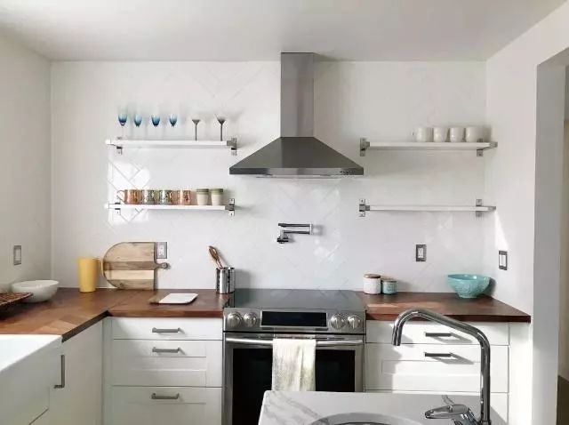 20款流行厨房设计效果图,今年看到的好厨房都在这里了