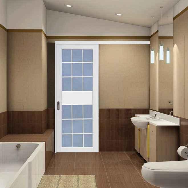 洗手间单移门遴选技能 洗手间单移门如何装置