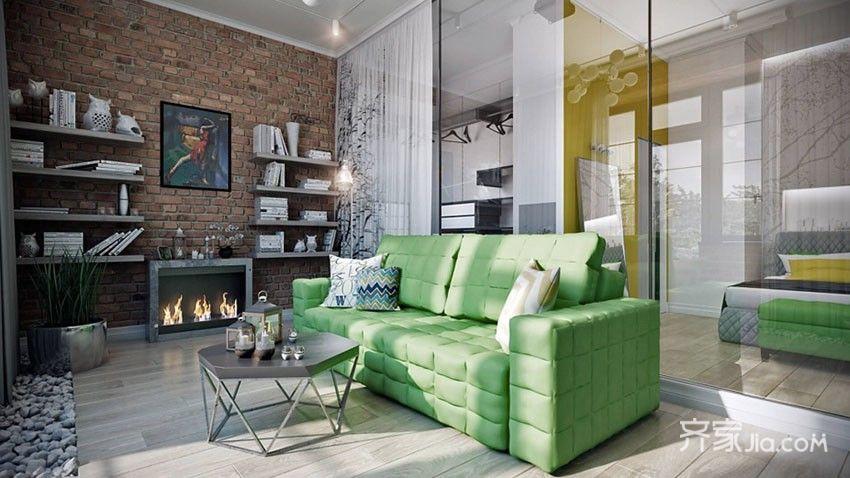 單身公寓案例 (8)