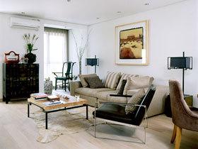 26款新中式客厅 恰到好处的古典与时尚