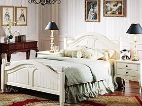 卧室吸睛装扮 7个浪漫田园卧室
