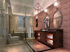 18款特色卫生间镜子推荐 照见最美的自己