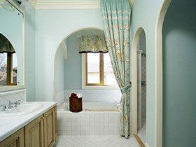 感受浪漫田园风  欣赏27种特色洗手台