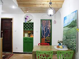 20种餐厅装修效果图 欣赏简约风餐桌设计