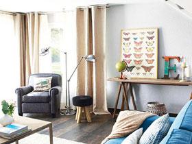 单人皮质沙发 12款经典款式图片