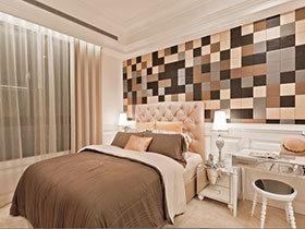 清新美式风 16张彩色床效果图