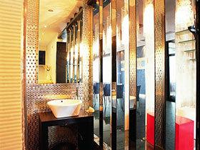 不一样的简约风 17张个性洗手台设计图片