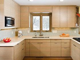 16张U型橱柜设计图 给你一个强收纳厨房