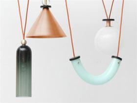 错落有致的吊灯设计 艺术感十足