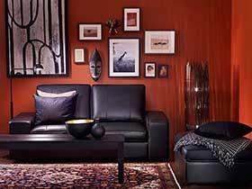 个性照片墙欣赏 15张沙发背景墙图片