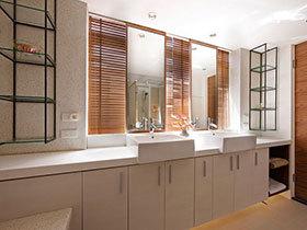 25张方形洗手台设计图 简约大方