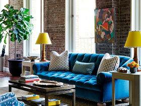 装点美貌客厅 13款清新装饰画设计图
