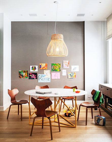 舒适宜家混搭风公寓 最喜欢宽敞明亮的空间