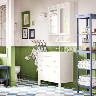 宜家浴室柜设计图