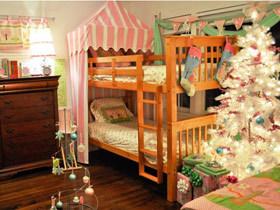 舒适环保儿童房 12款实木儿童床设计