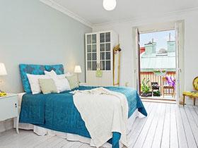 温馨简约卧室设计 12张卧室过道效果图