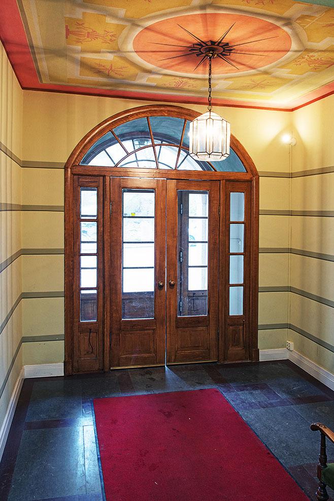 门厅过道吊顶效果图