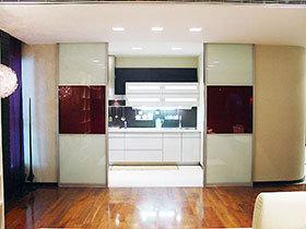 12张厨房隔断门效果图 时尚大气