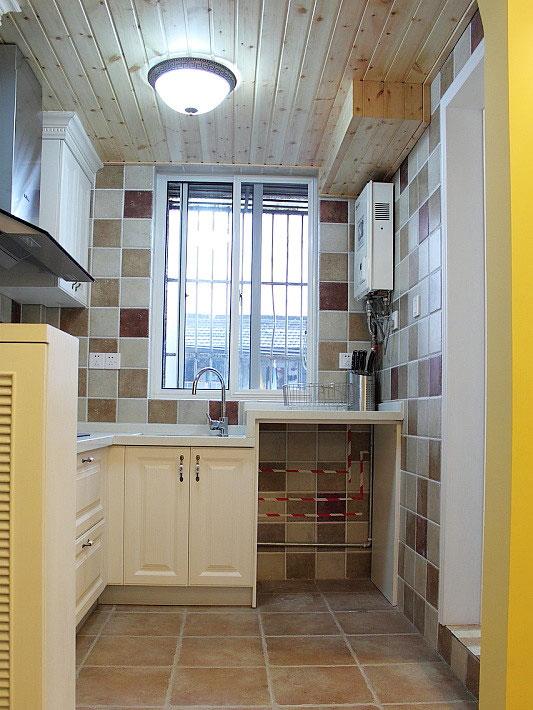 小型厨房设计图