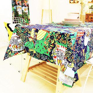 餐桌布图片大全