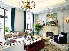 家具配套才好看 15张布艺沙发茶几效果图