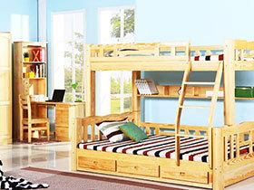 12张简约双层床效果图 大气实用