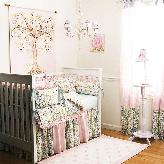 小型儿童房效果图