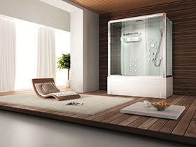 13张卫生间淋浴房效果图 极致沐浴享受