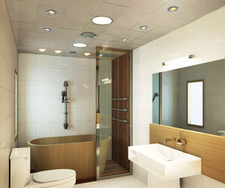 卫生间吊顶设计图