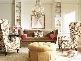12张简欧沙发背景墙效果图 尊贵典雅