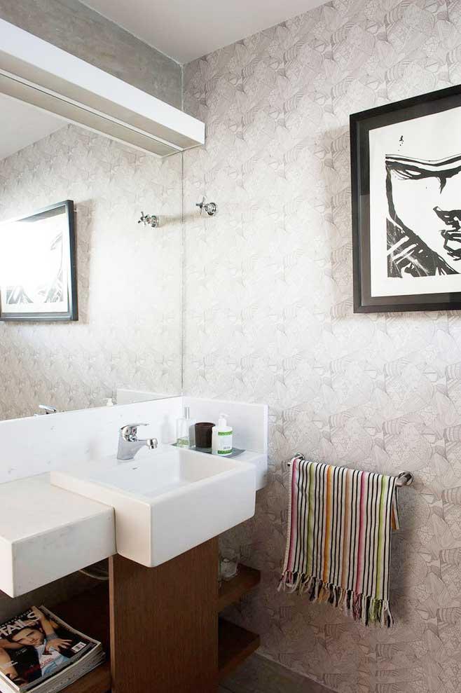 白色洗手台效果图