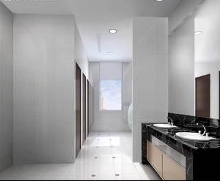 黑色洗手臺設計圖