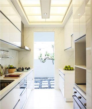 简约厨房吊顶设计图