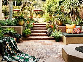 别致花园设计 14张花园庭院图片
