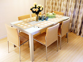 13张中式餐桌图片 古色古香
