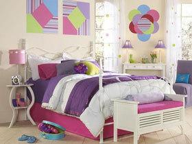兼具收纳功能 13款实用儿童床装修