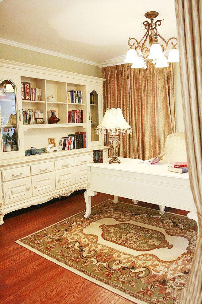 书房地毯设计图