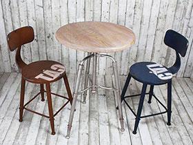 11张风格各异的圆桌图片 个性时尚