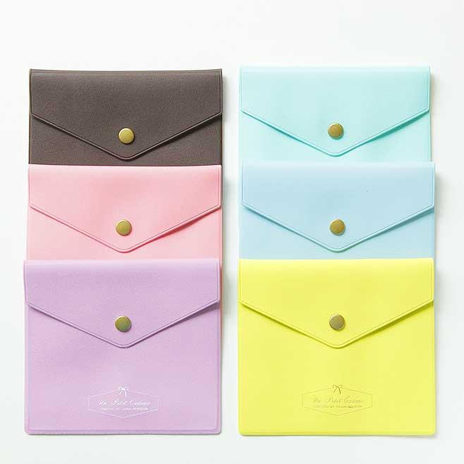 彩色收纳袋设计图