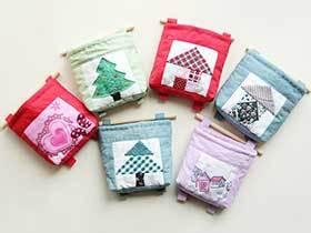 收纳也可以这么可爱 14张特色收纳袋设计