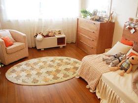 温馨暖色调日式 小公寓大幸福