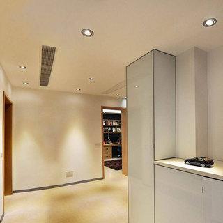 简约风格二居室80平米设计图纸