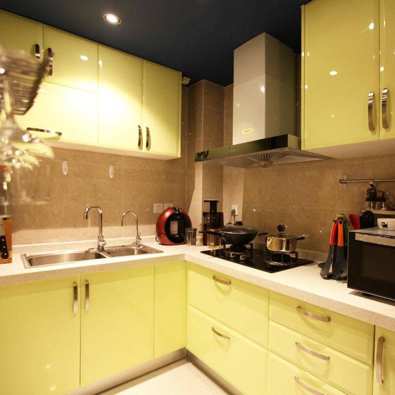 时尚简约厨房设计效果图