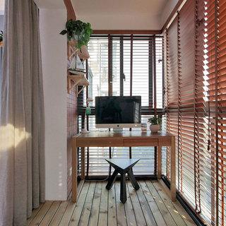 中式风格二居室100平米设计图纸