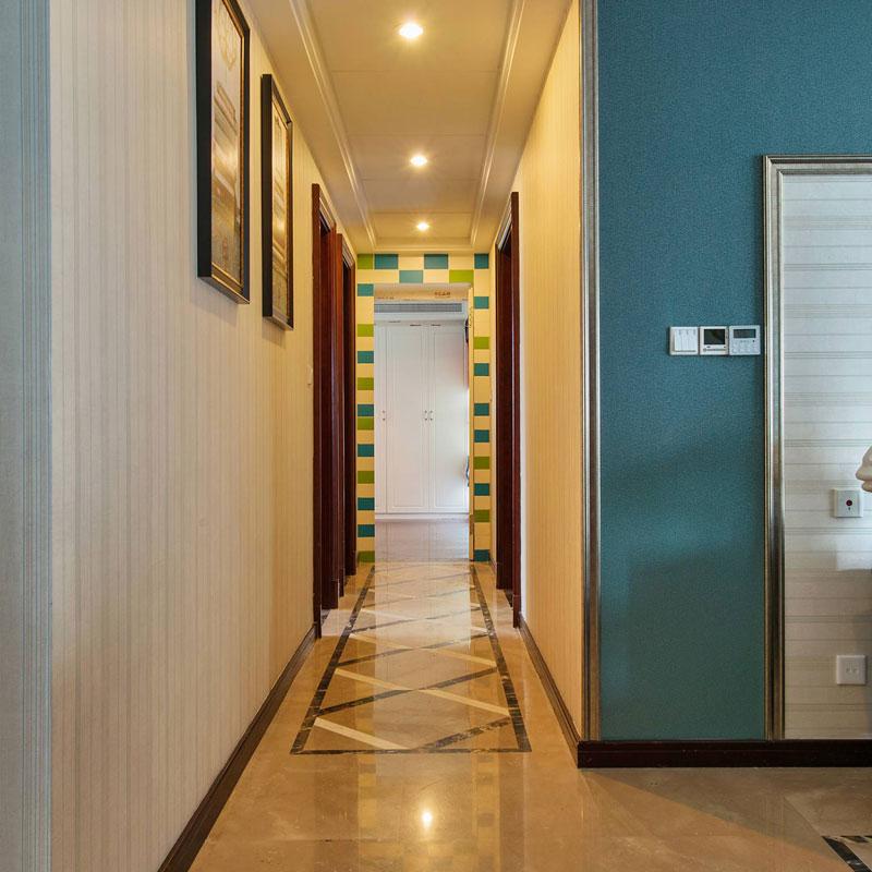 美式风格四房以上140平米以上效果图