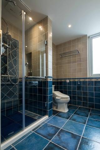 美式卫生间设计效果图