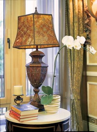 美式台灯设计图片