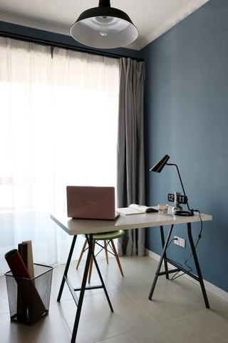 简约书桌设计图片