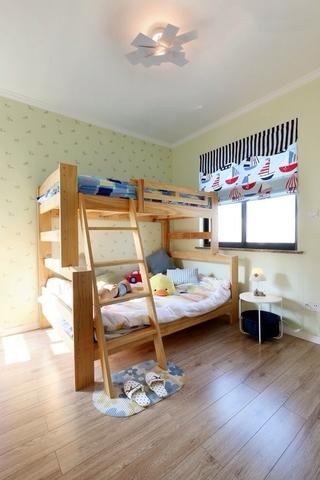 简约儿童房设计效果图