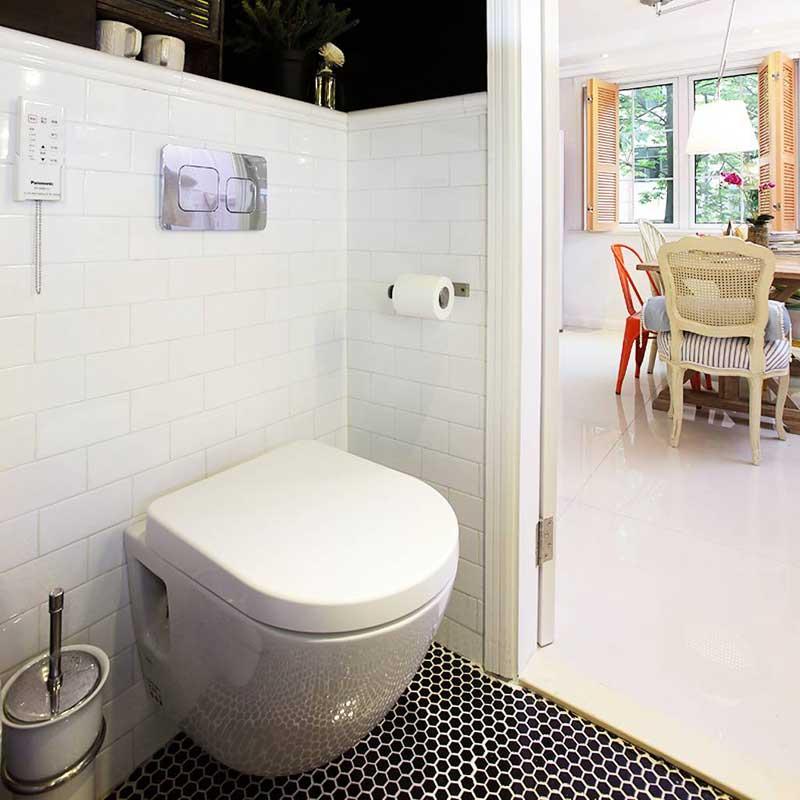 一居室小清新50平米婚房设计图纸